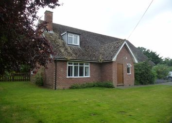 Thumbnail 4 bed property to rent in Thetford Road, Fakenham Magna, Thetford