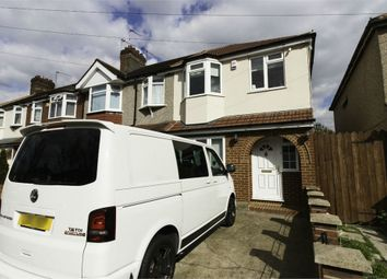 Thumbnail 3 bed end terrace house for sale in Torrington Road, Perivale, Greenford, Greater London