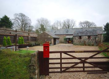 Thumbnail 4 bedroom detached house for sale in Chittlehampton, Umberleigh
