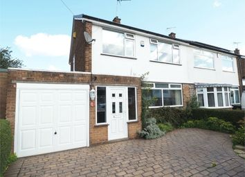 Thumbnail 3 bed semi-detached house for sale in Anslow Avenue, Sutton-In-Ashfield, Nottinghamshire