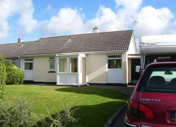 Thumbnail 2 bed bungalow to rent in Whieldon Road, Holmbush, St Austell