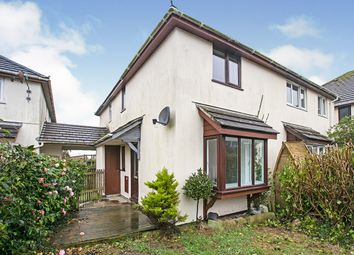 Thumbnail 1 bed end terrace house for sale in Penrose Court, Tolvaddon, Camborne, Cornwall