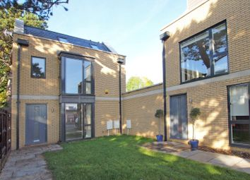 Thumbnail 4 bed detached house to rent in Abbott Avenue, Raynes Park