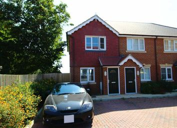 Thumbnail 2 bed end terrace house for sale in Seacrest View, Hastings, East Sussex