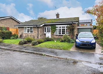 Thumbnail 2 bed detached bungalow for sale in Holland Court, Toftwood, Dereham