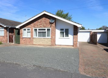 Thumbnail 3 bed detached bungalow for sale in Manor Way, Deeping St James, Market Deeping, Lincolnshire