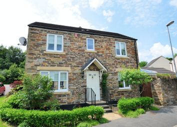 Thumbnail 3 bed semi-detached house for sale in Kestrel Park, Whitchurch, Tavistock