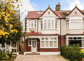 Thumbnail 5 bed property for sale in Sandbourne Avenue, Merton Park