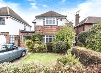 Thumbnail 4 bed detached house for sale in Cuckoo Hill Drive, Pinner, Middlesex
