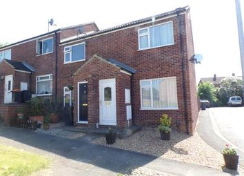Thumbnail 2 bed end terrace house for sale in Fetlock Close, Clapham, Bedford, Bedfordshire