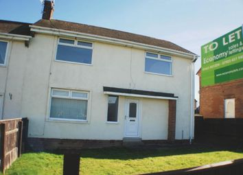 Thumbnail 3 bed terraced house to rent in Bradley Road, West Wylam