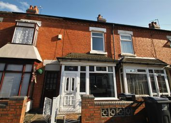 Thumbnail 2 bed terraced house for sale in Tenby Road, Moseley, Birmingham