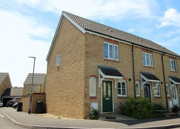 Thumbnail 2 bed end terrace house for sale in Hazelwell Lane, Ilminster