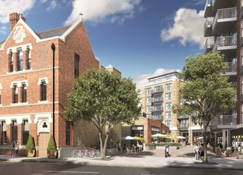 Thumbnail 1 bed flat for sale in Royal Exchange, The Old Post Office, Kingston Upon Thames