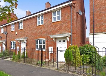 Thumbnail 3 bed end terrace house for sale in Oakworth Close, Hadley, Telford