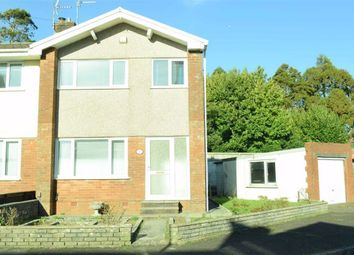 3 bed semi-detached house for sale in Beaconsfield Way, Sketty, Swansea SA2