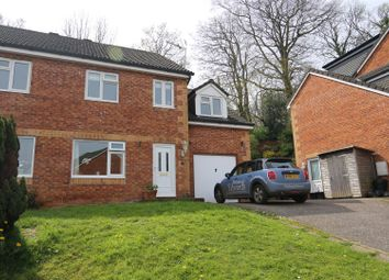 4 bed semi-detached house for sale in Cromwell Park, Tiverton EX16