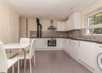 Thumbnail 4 bed flat to rent in Kebbell Terrace, Claremont Road, London