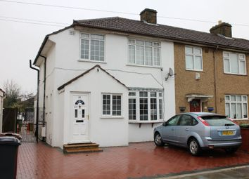 Thumbnail 4 bed semi-detached house for sale in Gainsborough Road, Dagenham