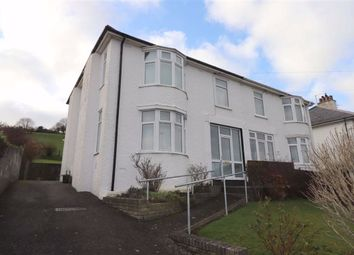 Thumbnail 3 bed semi-detached house for sale in Penparcau Road, Aberystwyth, Ceredigion