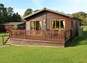 Thumbnail 2 bed lodge for sale in The Glade, St Minver Holiday Park