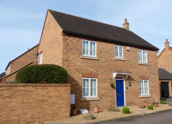 Thumbnail 4 bed detached house for sale in Banks Drive, Sandy