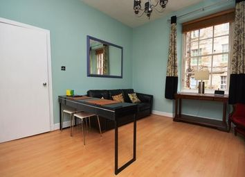 Thumbnail 1 bed flat to rent in Holyrood Road, Edinburgh