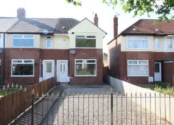 Thumbnail 2 bed end terrace house for sale in Hotham Road South, Hull