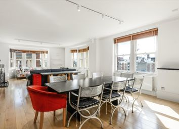 Thumbnail 2 bed flat for sale in Burnham Court, Moscow Road, London