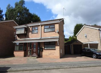 Thumbnail 3 bedroom detached house for sale in Camelot Avenue, Sherwood, Nottingham
