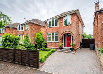 Thumbnail 3 bed detached house for sale in St. Helens Crescent, Burton Joyce, Nottingham