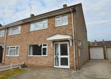 Thumbnail 3 bed semi-detached house for sale in Swallowcroft, Eastington, Stonehouse, Gloucestershire