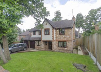 Thumbnail 5 bed property to rent in Cranmer Close, Weybridge