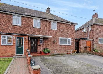 Thumbnail 3 bed semi-detached house for sale in Cumberland Crescent, Chelmsford, Essex