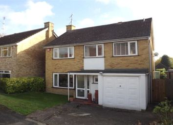 Thumbnail 4 bedroom detached house for sale in Highdown, Fleet