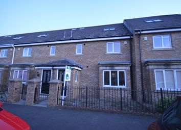 Thumbnail 4 bed town house to rent in Dockwray Close, North Shields