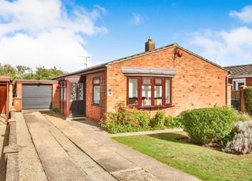 Thumbnail 4 bed detached bungalow for sale in Blithemeadow Drive, Sprowston, Norwich