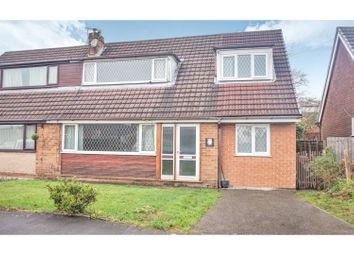 Thumbnail 5 bed semi-detached house for sale in Hacking Drive, Longridge, Preston