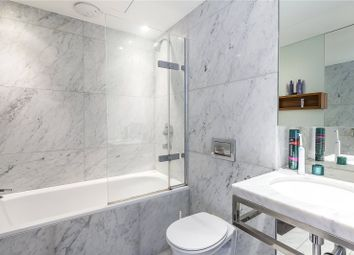 Thumbnail 1 bed flat for sale in Ontario Tower, 4 Fairmont Avenue, London