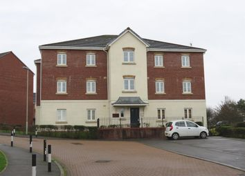Thumbnail 2 bed flat for sale in Longacres, Brackla, Bridgend