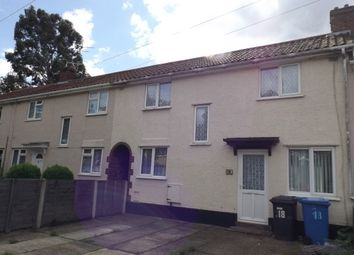 Thumbnail 4 bed property to rent in Newbegin Road, Norwich