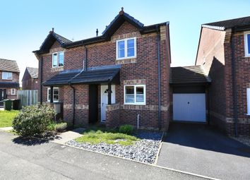 Thumbnail 2 bedroom semi-detached house for sale in Swallows End, Plymstock, Plymouth