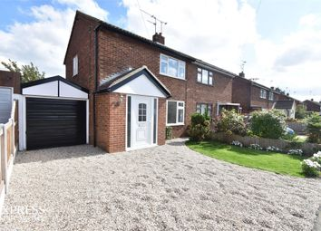 Thumbnail 2 bed semi-detached house for sale in Cedar Chase, Heybridge, Maldon, Essex