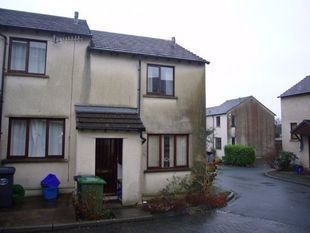 Thumbnail 2 bed terraced house to rent in Alderwood, Kendal