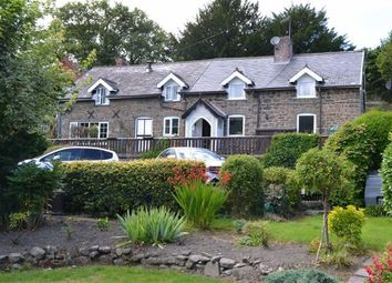 Thumbnail 4 bed detached house for sale in Bryn View, Church Lane, Llandinam, Powys