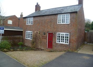 Thumbnail 3 bed cottage to rent in Frolesworth Road, Leire, Lutterworth