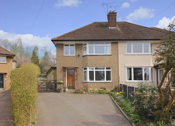 Thumbnail 4 bed semi-detached house for sale in The Close, Radlett