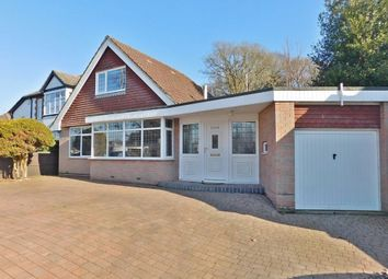 Thumbnail 3 bed detached bungalow for sale in Park Avenue, Purbrook, Waterlooville