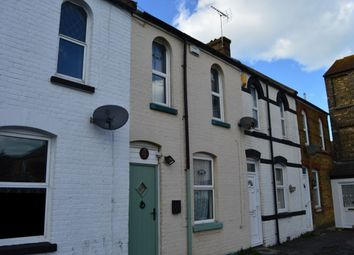 Thumbnail 2 bed terraced house for sale in Milton Square, Margate