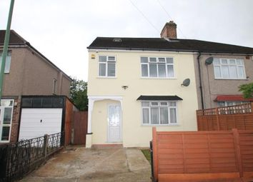 Thumbnail 5 bedroom semi-detached house for sale in St. Johns Road, Dartford, Kent